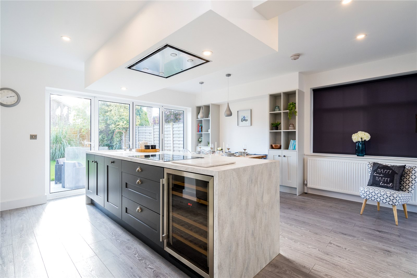 Property for sale in Sandal, interior modern fitted and spacious kitchen