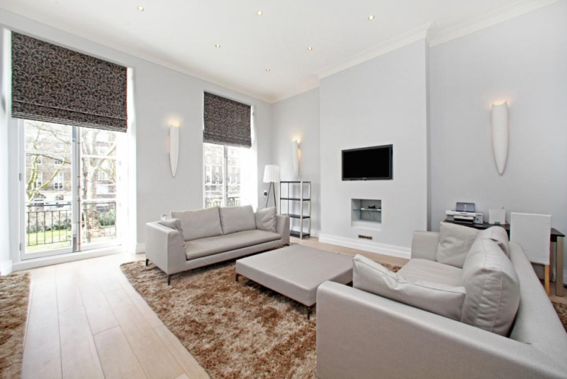 Flat/apartment to rent in Paddington & Bayswater - Bryanston Square, Marylebone, London, W1H