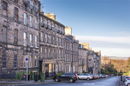 View of Dublin Street, Edinburgh, Midlothian, EH3