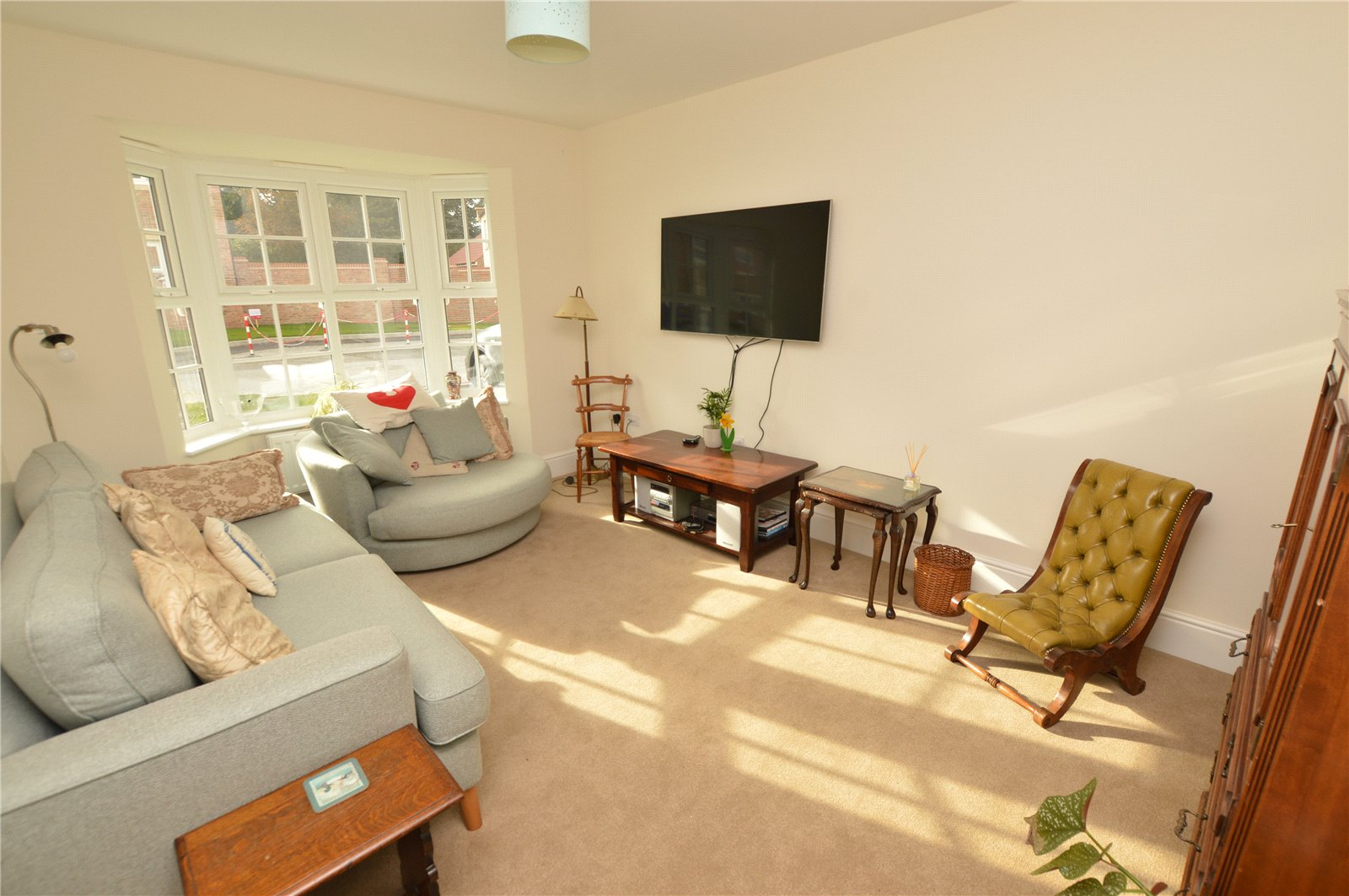 property for sale in Wetherby, interior reception room
