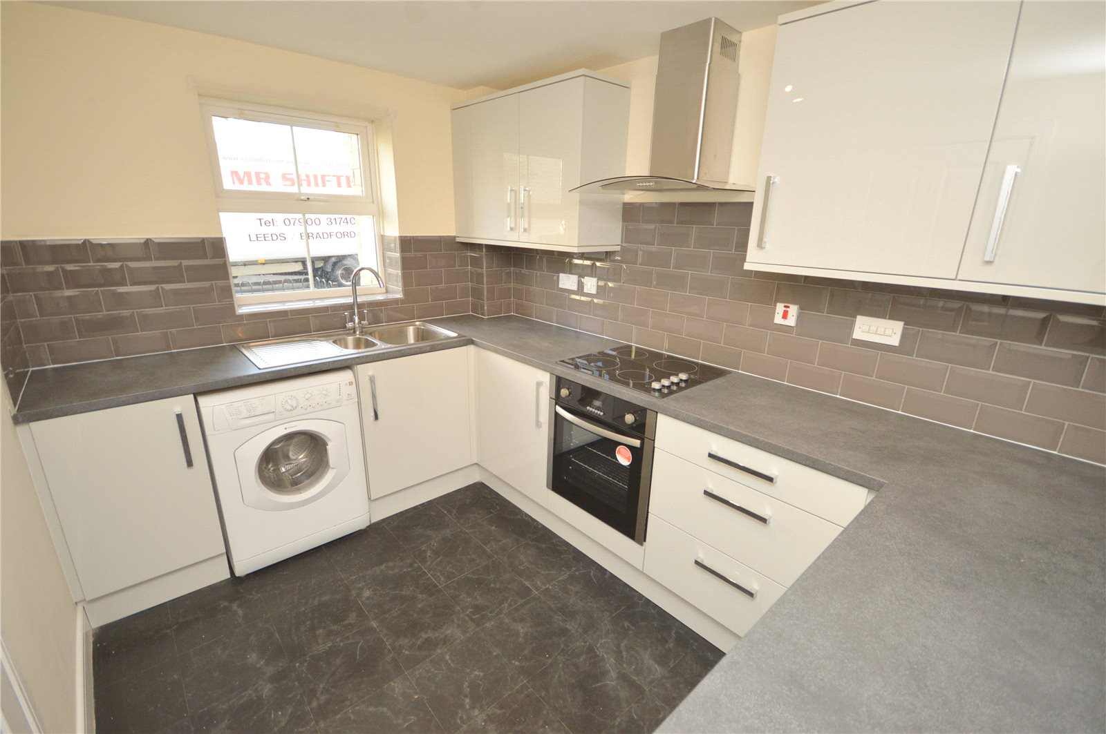 Property for sale in Bradford interior kitchen modern fitted