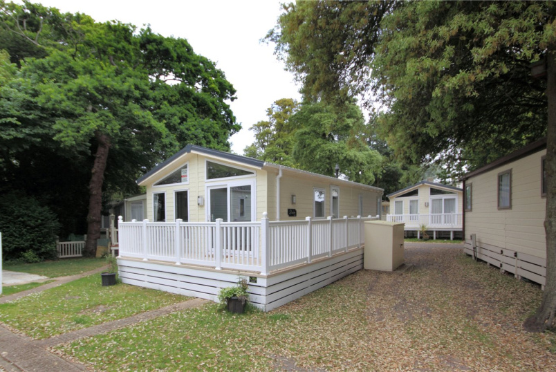 Bungalow for sale in Mudeford - Sandhills Holiday Village, Mudeford, Christchurch, BH23