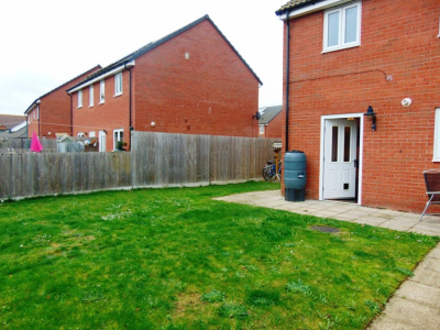 Holly Close, Bretforton