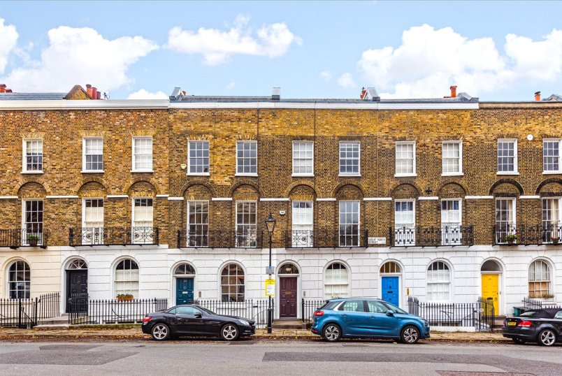 Flat/apartment to rent in Clerkenwell & City - Great Percy Street, Clerkenwell, WC1X