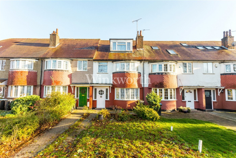 House for sale in Palmers Green - Park Avenue, Enfield, EN1