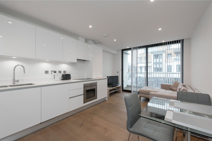 Flat/apartment to rent in Willesden Green - Verge Apartments, 2A Colin Road, London, NW10
