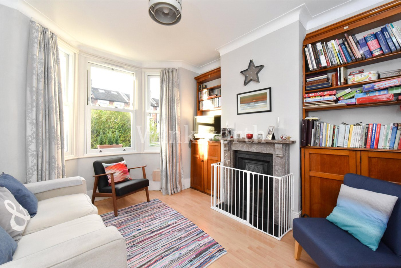 House to rent in Harringay - Woodlands Park Road, London, N15