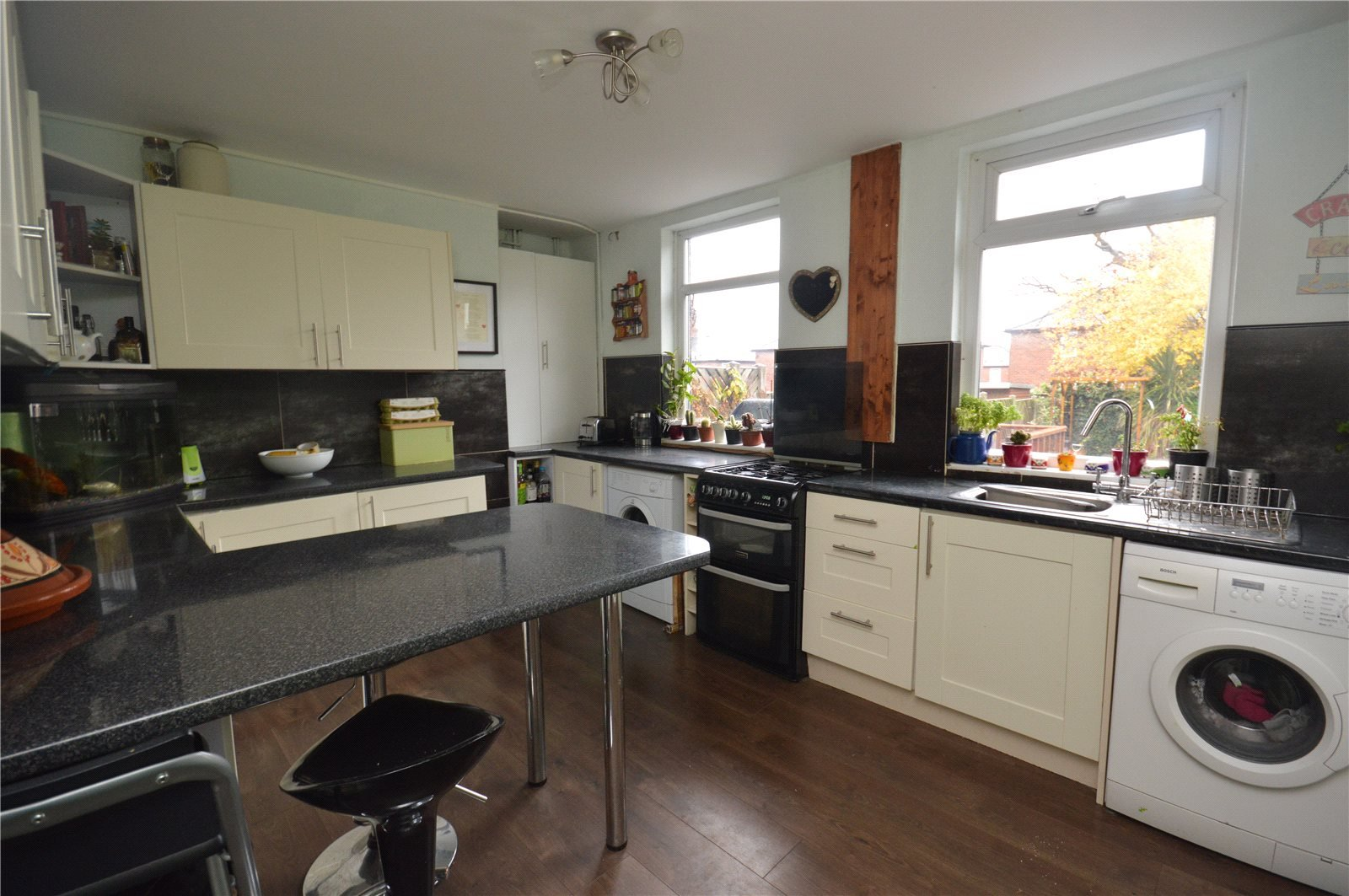 property for sale in Horsforth, interior kitchen