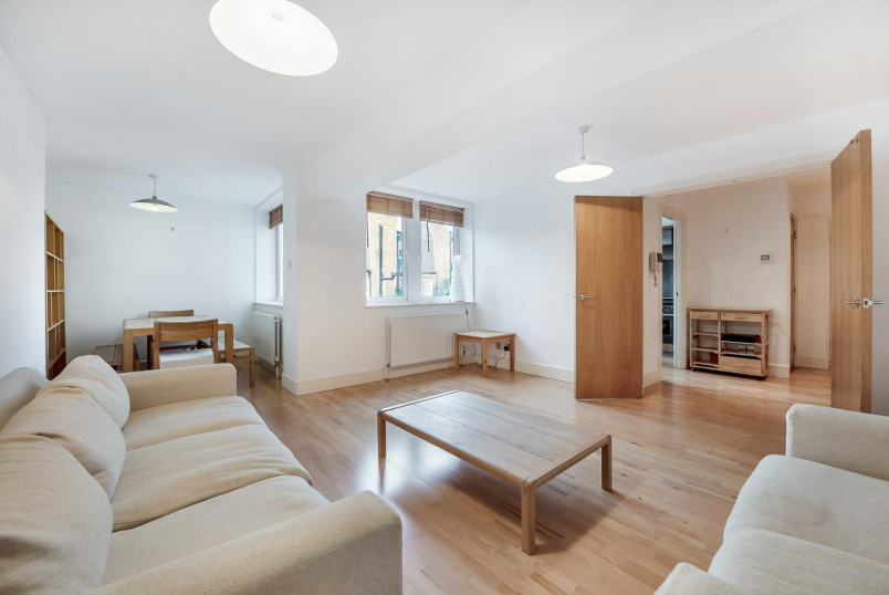 Flat to rent in Pimlico and Westminster - VINCENT SQUARE, SW1P