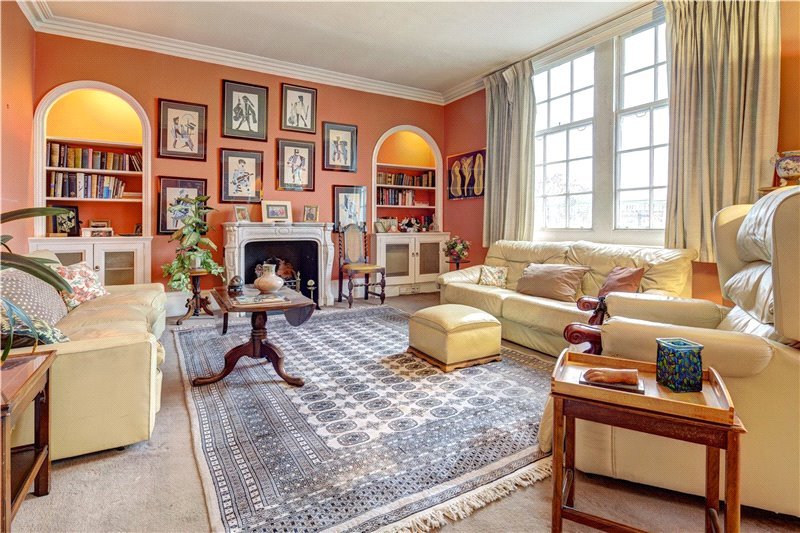 Flat/apartment for sale in South Kensington - Warwick Mansions, Cromwell Crescent, London, SW5