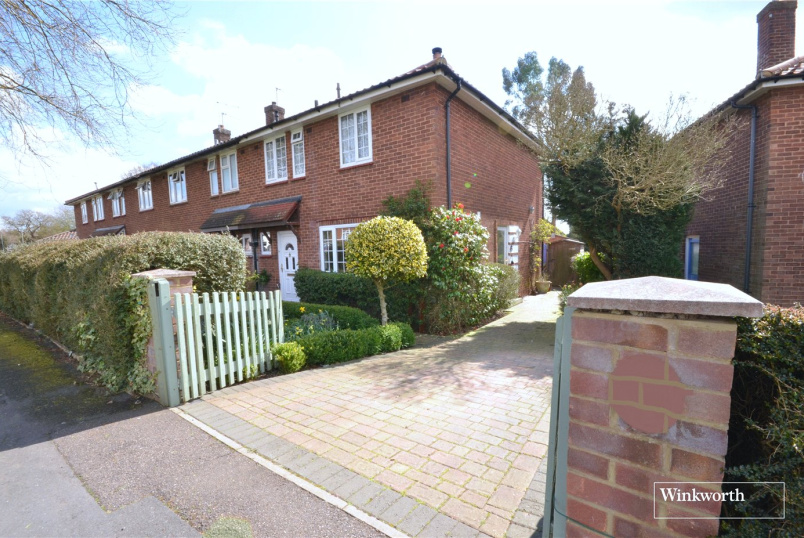 House for sale in Borehamwood & Elstree - Alban Crescent, Borehamwood, Hertfordshire, WD6