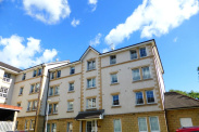 View of Priorwood Court, Anniesland, G13