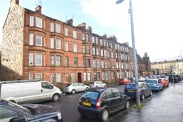 View of Kingarth Street, Glasgow, G42