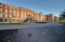 West Court, St Georges Mansions, Stafford