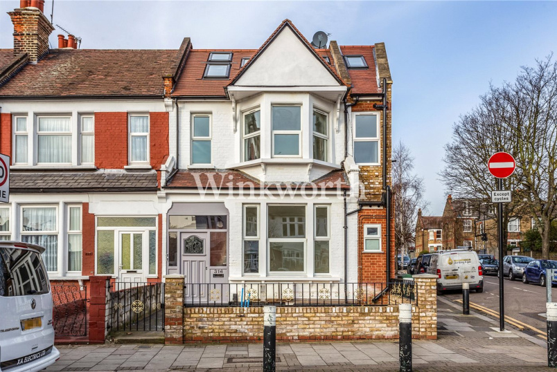 Flat/apartment for sale in Harringay - Philip Lane, London, N15