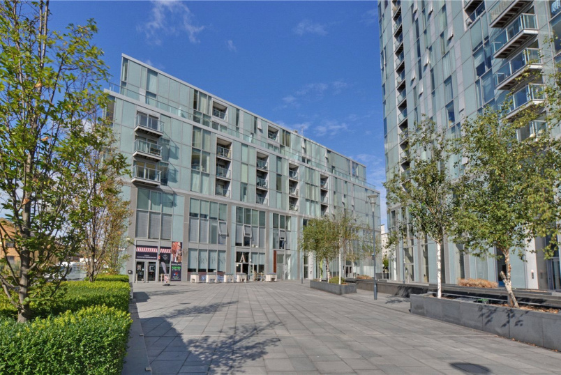 Flat/apartment for sale in Greenwich - Atrium Heights, 4 Little Thames Walk, Deptford, SE8