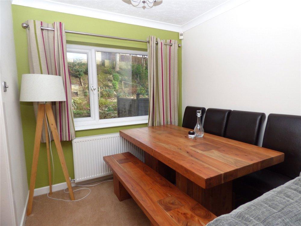 Bedroom property for sale in quarry lane tandem huddersfield