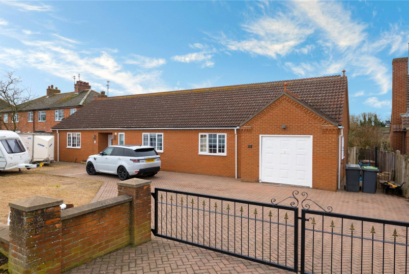 Bungalow for sale in Sleaford - Main Street, North Kyme, Lincoln, LN4