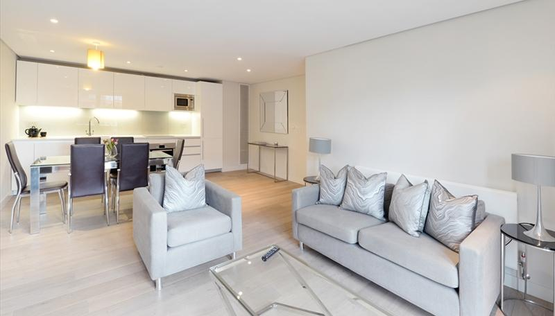 Flat/apartment to rent in Paddington & Bayswater - Merchant Square, London, W2