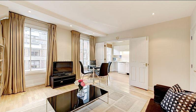 Flat/apartment to rent in Paddington & Bayswater - Cedar House, Nottingham Place, W1U