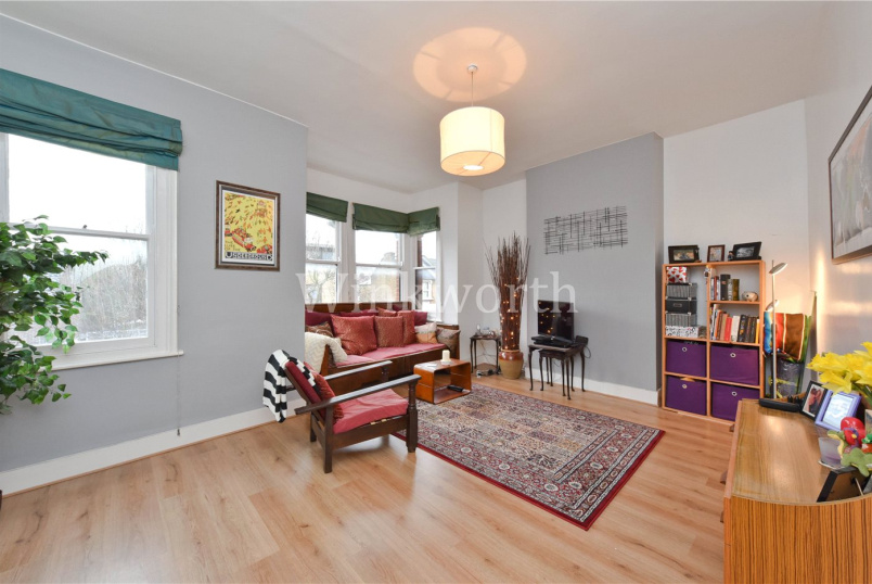 Flat/apartment to rent in Harringay - Philip Lane, London, N15