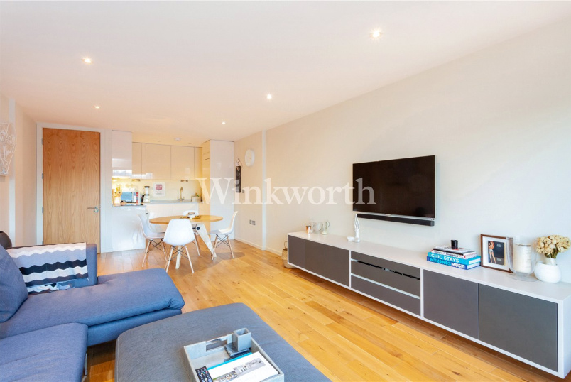 Flat/apartment for sale in Golders Green - Teseo House, 124 Granville Road, London, NW2