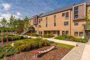 View of Plot 124, Urban Eden, Albion Road, Edinburgh, EH7