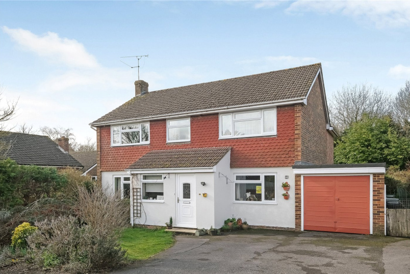 House for sale in Winchester - Abbey Hill Road, Winchester, Hampshire, SO23