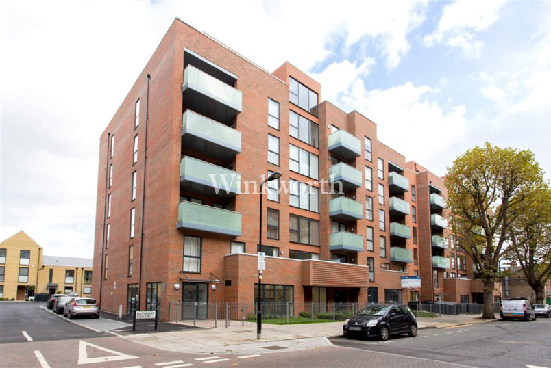 Flat/apartment for sale in Harringay - Butterfly Court, Bathurst Square, London, N15