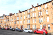 View of Cathcart Road, Mount Florida, Glasgow, G42