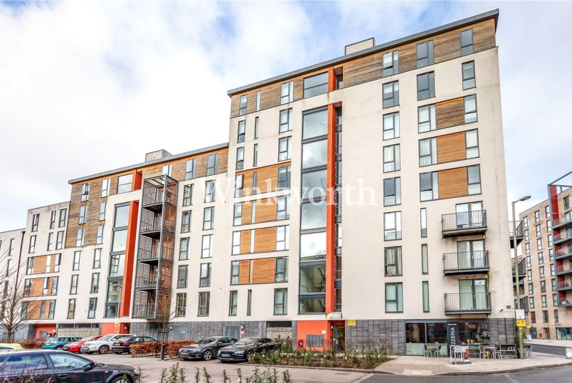 Flat/apartment for sale in Hendon - Galton Court, 2 Joslin Avenue, London, NW9