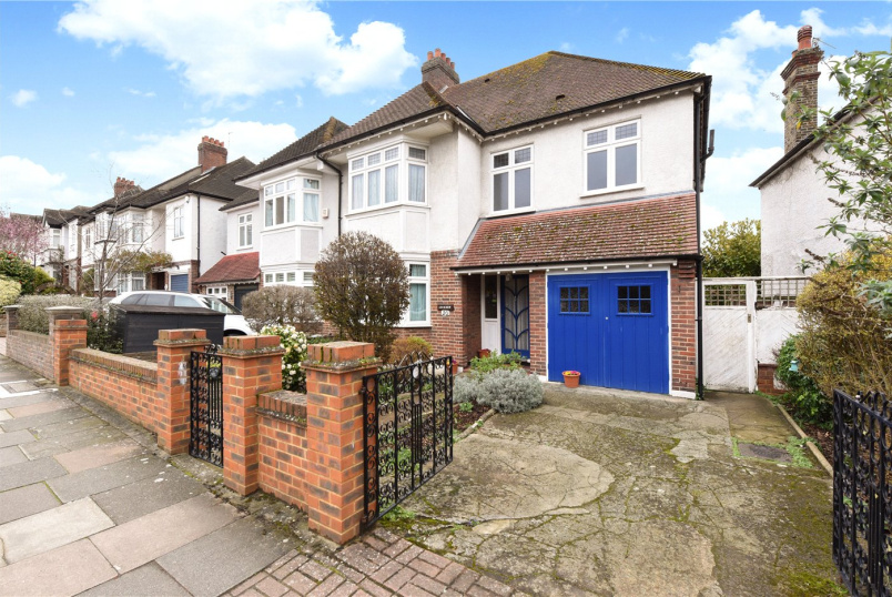 House for sale in Southfields - Combemartin Road, London, SW18