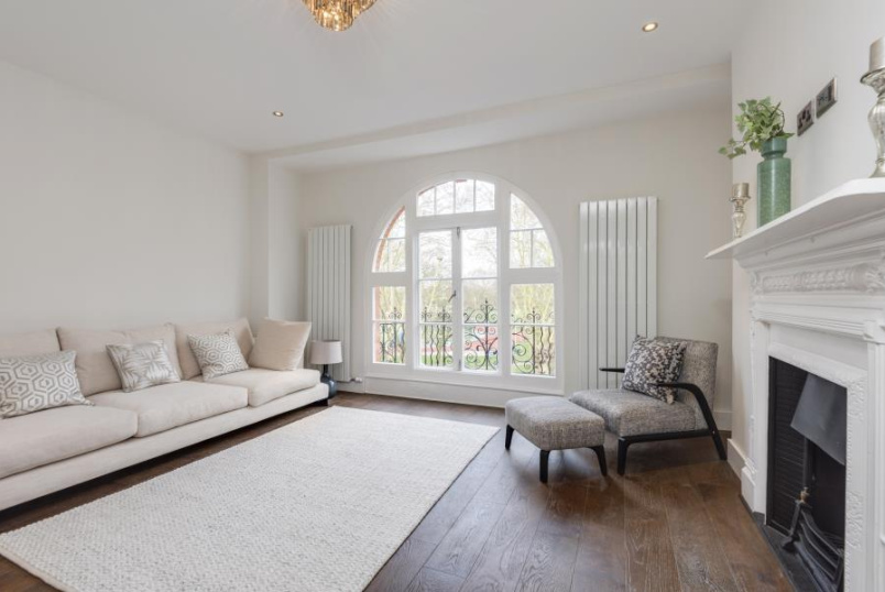 Flat to rent in St Johns Wood - MORSHEAD MANSIONS, MORSHEAD ROAD, W9 1LG