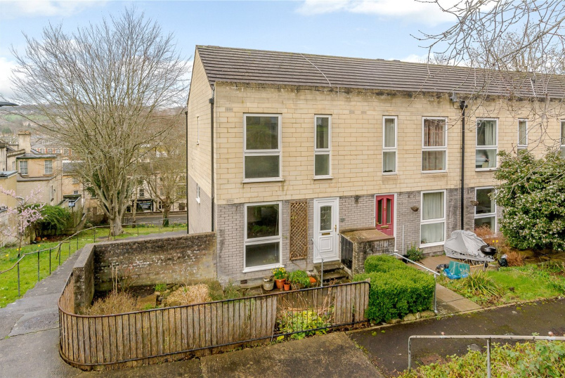 House to rent in Bath - Holloway, Bath, Somerset, BA2