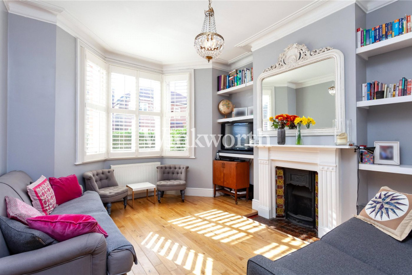 Flat/apartment for sale in Harringay - Odsey Villas, Umfreville Road, London, N4