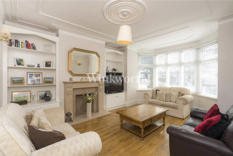 Flat/apartment for sale in Palmers Green - Caversham Avenue, London, N13