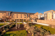 View of Plot 101, Urban Eden, Albion Road, Edinburgh, EH7