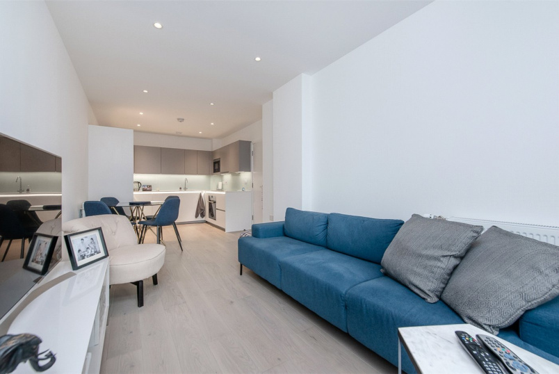 Flat/apartment to rent in Willesden Green - Burnell Building, 1 Wilkinson Close, London, NW2