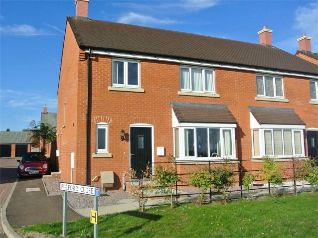 c46a3fc9651e2 4 bedroom property for sale in Pulford Close, Thurlby, BOURNE, Lincolnshire  - Guide price £215,000