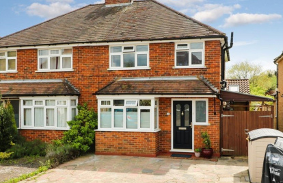 A great family home in a cul de sac close to everything Brockham offers