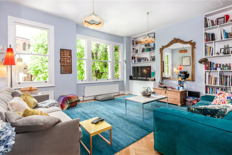 Flat/apartment for sale in Highgate - Gladsmuir Road, Whitehall Park, London, N19