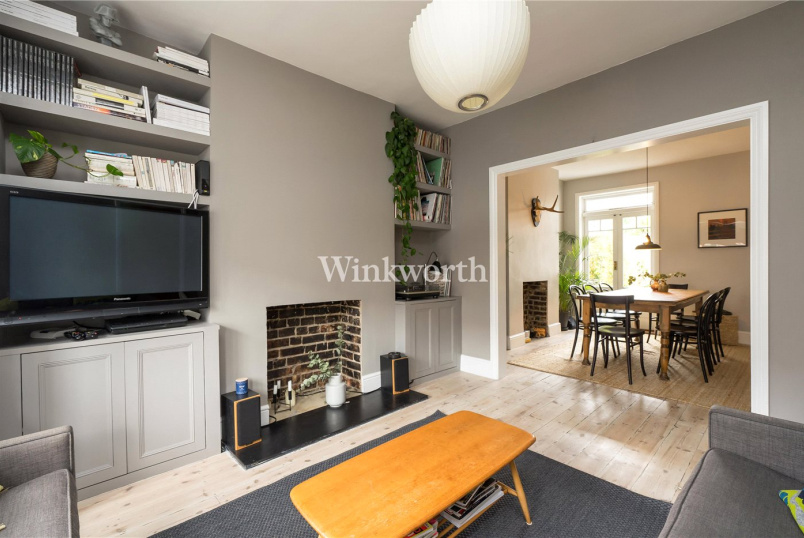 House to rent in Harringay - Fairfax Road, London, N8
