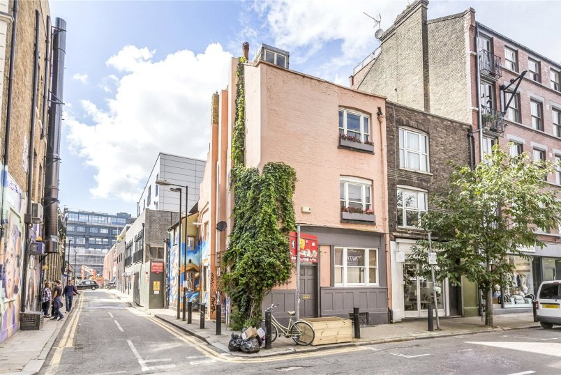 Flat/apartment to rent in Shoreditch - Club Row, London, E1