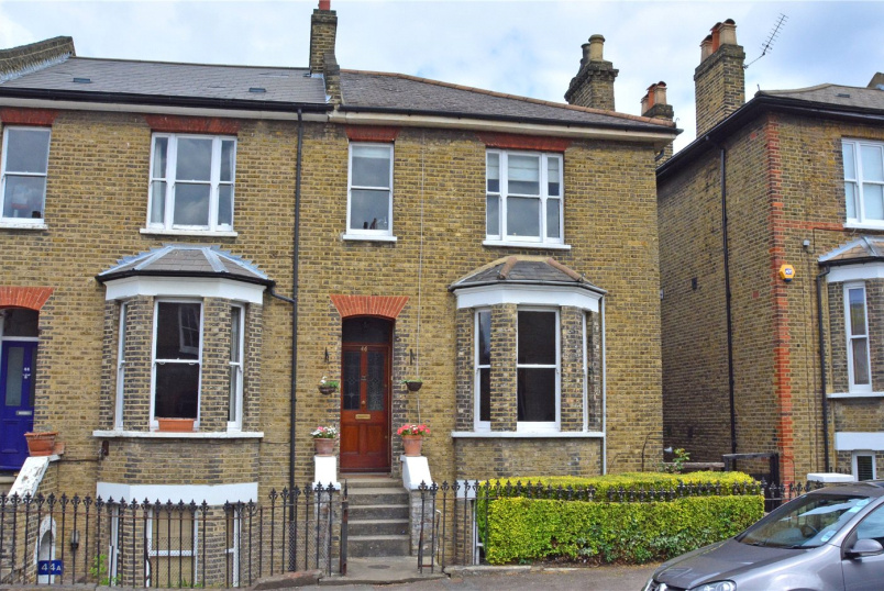 House for sale in Greenwich - Devonshire Drive, Greenwich, SE10