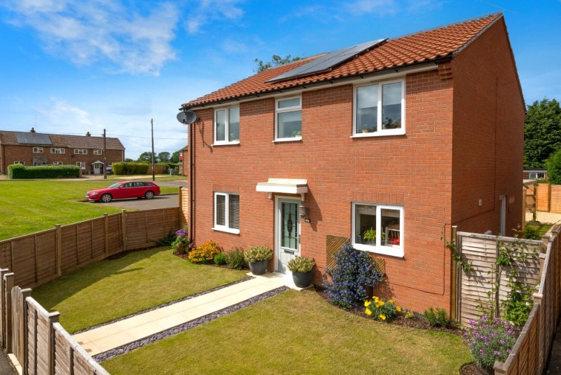 House for sale in Bourne - Paddocks Estate, Horbling, Sleaford, NG34