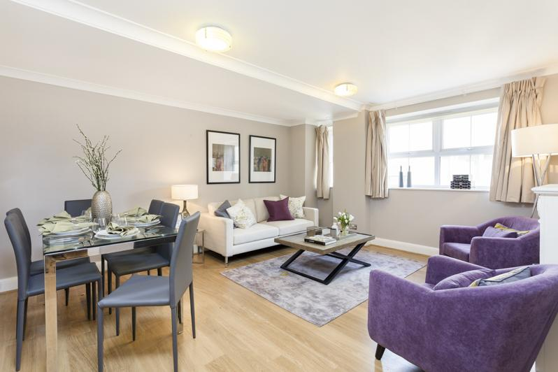 Flat/apartment to rent in West End - Aria House, 5-15 Newton Street, London, WC2B