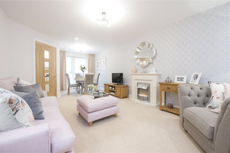 Flat/apartment for sale in  - Tower Road, Branksome Park, Poole, BH13