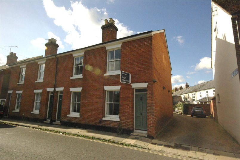 House to rent in  - Cherville Street, Romsey, Hampshire, SO51