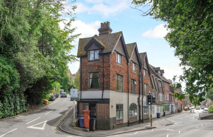 Ground Floor Apartment With Private Parking, Kings Road, Haslemere