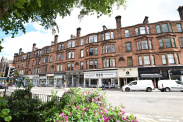 View of Hyndland Road, Hyndland, Glasgow, G12